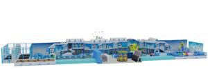 Indoor Playground Equipment Best Prices with Big Slide pictures & photos