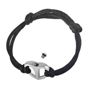 Charms Pulseira Masculina Men Jewelry Rope/Paracord Cremation Ash Urn Bracelet pictures & photos