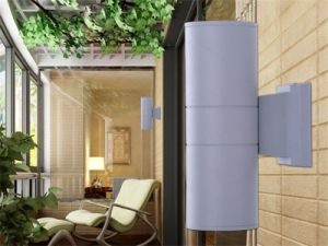 LED up Down Cylinder Waterproof Wall Sconce Wall Light Lamp Outdoor Lighting Fixture pictures & photos