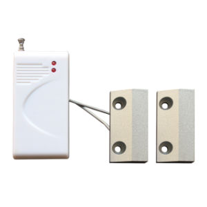 Wireless Shutter Magnetic Contact Motion Sensor+Metal Plating+ABS pictures & photos