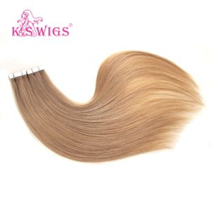 Quality Upgraded Customized Tape on Remy Hair pictures & photos