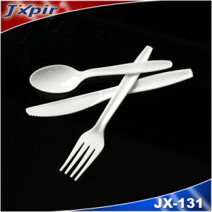 Medium Weight PS Dsposable Plastic Cutlery pictures & photos