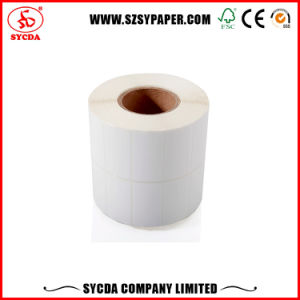 Supermarket Barcode Label Thermal Paper Sticker pictures & photos
