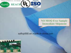 Ultra Light Thermal Conductive Silicone Pad Heat Sink Gap Filler 4W for PCB pictures & photos
