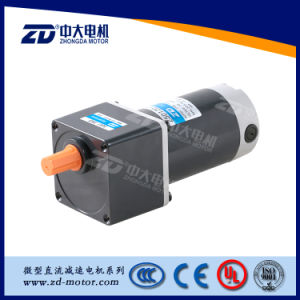 DC GEAR MOTOR, 80mm, 25W 40W, MICRO MOTOR pictures & photos