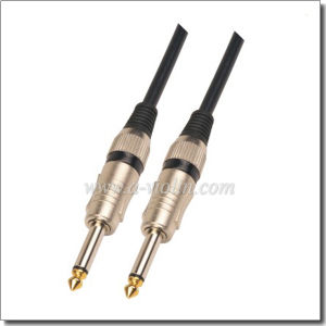 6.0mm Outer Diameter Guitar Cable (AL-G032) pictures & photos