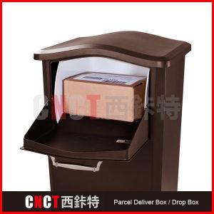 Customized Garden Anticorrosion Parcel Drop Box pictures & photos