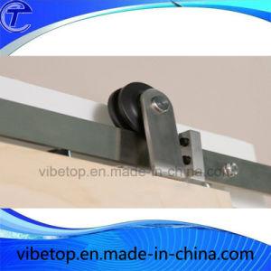 Cheap Customize Steel Sliding Barn Wood Door Hardware pictures & photos