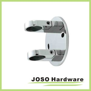 Stainless Steel Handrail Rod Support Shower Fitting (HS302) pictures & photos