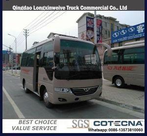 High Qualiry Lowest Price 7 Meter 10-23 Seats Coaster Mini Bus pictures & photos