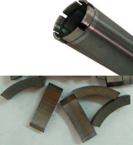 Diamond Segment Blade for Diamond Core Drill Bit pictures & photos