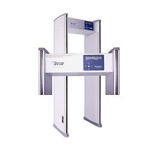 Xyt2101A2 Police Facilities Portable Security Inspection Gate Walk Through Metal Detector pictures & photos