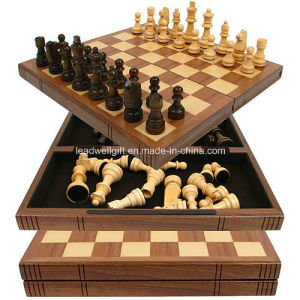 Luxury Wooden Chess Set pictures & photos