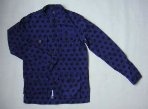 100% Cotton Casual Coat/ Jacket of High Quality for Men