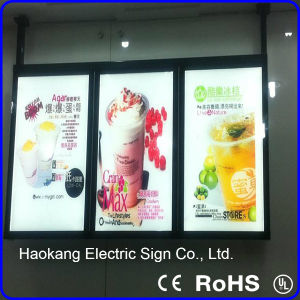 LED Advertising Menu Board for Restaurant pictures & photos
