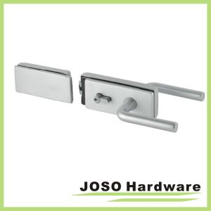 Bathroom Hardware Fitting Fix Glass Door Lock Kit (GDL019A-3) pictures & photos
