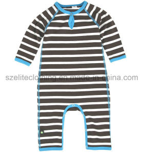 Custom Design Baby Romper Bamboo (ELTROJ-57) pictures & photos
