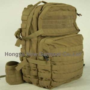 Molle Hook & Loop Sports Outdoor Military Backpack (HY-B057) pictures & photos