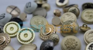 New Style Fancy Metal Buttons for Jeans pictures & photos