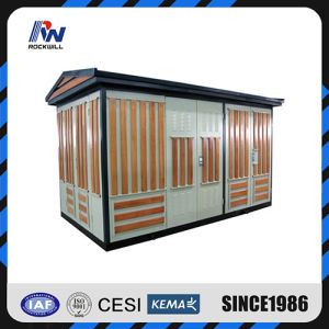 15kv/22kv/33kv Compact Transformer Substation (YB) pictures & photos