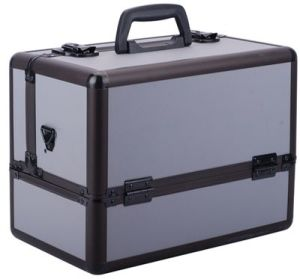 Low Price Aluminum Makeup Train Carrying Case pictures & photos