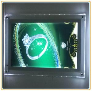 DC12V LED 2835 Photo Frame Crystal LED Light Box (A1) pictures & photos