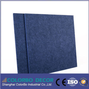 Studio Room Inerior Wall Polyester Acoustic Panel pictures & photos