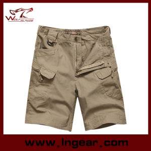 Tactical Short Pants Military Style Zip Pant for Sale pictures & photos