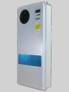 Telecom Outdoor Enclosure Heat Exchanger 100W/K pictures & photos
