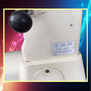 Used Golden Wheel Single Needle Heavy Duty Industrial  Sewing Machine (CS441) pictures & photos