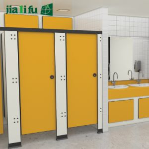 Jialifu Hot Selling Solid Phenolic Washroom Stall pictures & photos
