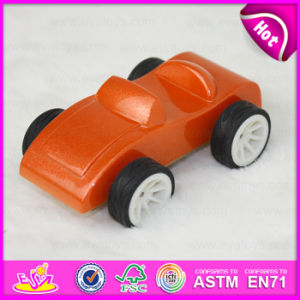2015 Christmas Gift Wooden Car Toy for Kids, Promotional Children Wooden Toy Car, Fuuny Play Mini Wooden Car Toy for Baby W04A150 pictures & photos