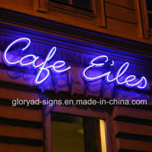 New Custom Outdoor LED Cafe Advertising Neon Signs pictures & photos