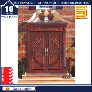 Elegant Hot Sale Latest Design Wooden Doors pictures & photos
