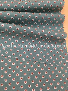 Finished Fabric 100% Cotton Green Poplin Strawberry Spot pictures & photos