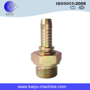 (10512) Metric Thread Hydraulic Adapter Hose Fitting pictures & photos
