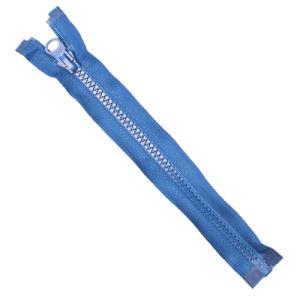 #5 Custom Plastic Zipper Open End Auto Lock pictures & photos