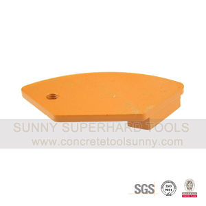 Diamond Floor for Concrete Grinding Disc with Segment pictures & photos
