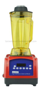 3L Commercial Food Blender Sand Ice Fruit Blender Soyabean Milk pictures & photos