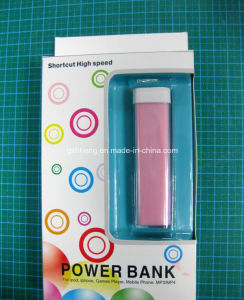 Factory Custom Plastic Box for Power Bank (HH027) pictures & photos
