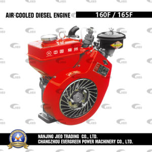 Air Cooled Diesel Engine (165F)