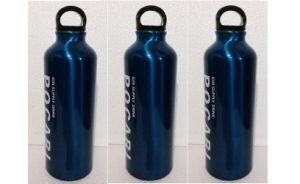 500ml & 600ml Advertising BPA Free Metal Sports Bottle, Custom Aluminum Water Bottle