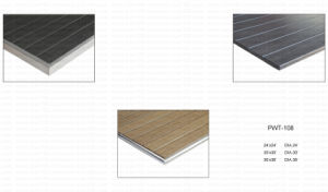 Aluminum Polywood Table Top (PWT-108) pictures & photos