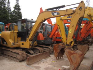 Used Small Excavator, Caterpillar Mini Excavators Cat 306 pictures & photos