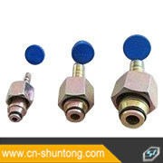 Metric Female Hydraulic Fitting (O-ring seal)