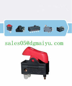 8-10A 250V AC 2position RS Springboard Button Switch RS-119 pictures & photos