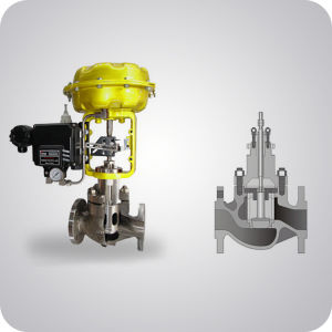 Single Seated Control Valve China Supplier pictures & photos