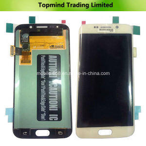 Original LCD Screen for Samsung Galaxy S6 Edge with Touch Screen pictures & photos