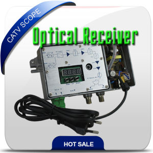FTTH CATV Optical Receiver/Optical CATV Receiver/ FTTH Optical Receiver pictures & photos