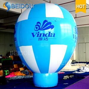 Factory Custom Helium RC Inflatable Airship Blimps Large Advertising Balloons